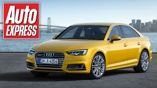getlinkyoutube.com-All-new Audi A4 - five key things you need to know