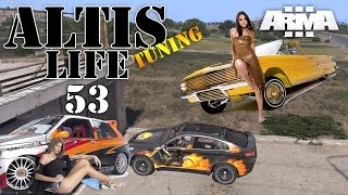 ALTIS LIFE [ARMA 3] [HD+] #53 - Tuning Expo Ruhrpott | Let's Play Altis Life