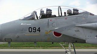 getlinkyoutube.com-エンジンスタートからハイレートクライムまで!!! F-15 Eagleの帰投 三沢基地航空祭2014 JASDF Misawa Airbase