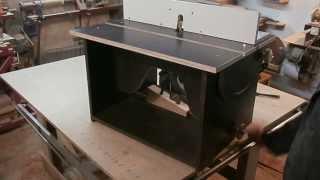 getlinkyoutube.com-Универсальный фрезерный стол. Router table.