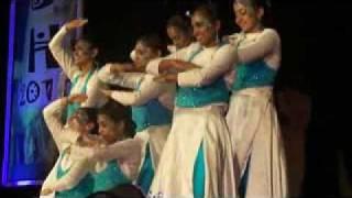 getlinkyoutube.com-ashima group dance- KIMS college day 2010