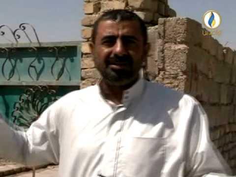معاناة اهالي معسكر الرشيد في العراق