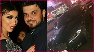 getlinkyoutube.com-شاهد بالصور السيارة الفاخرة التي إشتراها محمد الترك لزوجته دنيا بطمة!!