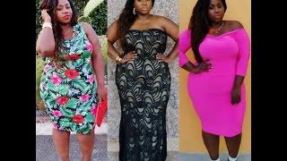 getlinkyoutube.com-Spring Plus Size Lookbook 2015 | Pink Clubwear