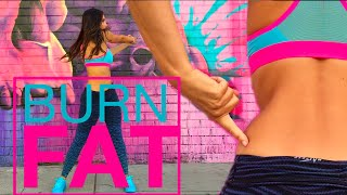 getlinkyoutube.com-Burn Fat | Lower Back and Waist Slimmer Workout