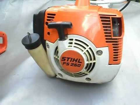 Stihl FS 250 Support and Manuals