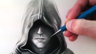 getlinkyoutube.com-How to Draw a Hood - Front View