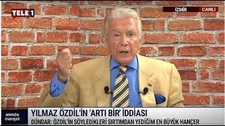 """Ugur Dundar """"Yılmaz Özdil benim cenazeme gelmeyeceksin!"""""""