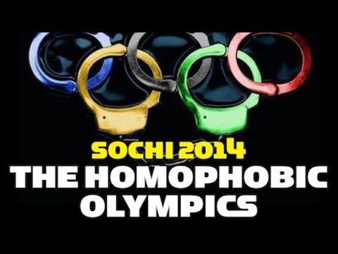 Anti-Gay Russia To Host 2014 Winter Olympics | The Rubin Report