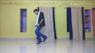 Ninnila song dance performance l tholi prema l shankar l
