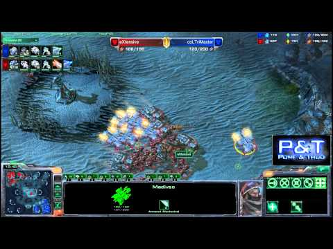 (HD487) coLTrimaster vs eXtensive - TvT - Starcraft 2 Replay [FR]