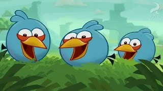 getlinkyoutube.com-Angry Birds Toons- Jake has a Sparta Techno Forest Mix