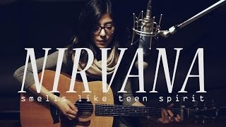 getlinkyoutube.com-Nirvana - Smells Like Teen Spirit (Cover) by Daniela Andrade