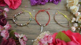 getlinkyoutube.com-DIY Bracelets - Cara Mudah Membuat Gelang Unik