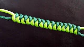 getlinkyoutube.com-How to make a Snake Knot