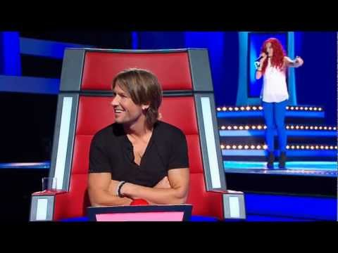 The Voice Australia: Sarah De Bono sings Price Tag