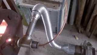 getlinkyoutube.com-Arzator ulei uzat pentru centrale termice