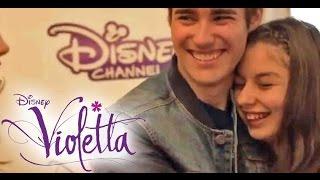 getlinkyoutube.com-VIOLETTA - Meet & Greet mit den Stars von VIOLETTA | Disney Channel