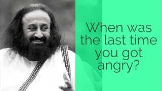 getlinkyoutube.com-When was the last time you got angry? - Question and Answer session with Sri Sri