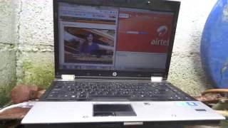 getlinkyoutube.com-Simple Strong Signal for USB 3G Modem Signal booster   30KM Away from 3G Tower
