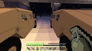 getlinkyoutube.com-【Minecraft】【軍事茶番】 MODERN CRAFT part.1【ゆっくり実況】