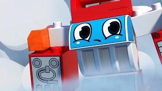 getlinkyoutube.com-🚕 ЧиЧиЛенд - Северное море - Новые мультики про машинки-трансформеры из лего для детей
