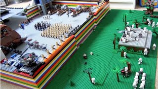 getlinkyoutube.com-LEGO Star Wars droid base