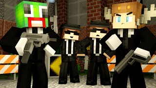 Minecraft Missions - BECOMING SECRET AGENTS!