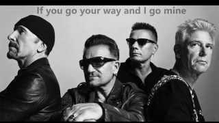 getlinkyoutube.com-U2 - Every Breaking Wave (Lyrics)