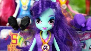 getlinkyoutube.com-My Little Pony - Sunny Flare - Friendship Games / Igrzyska Przyjaźni - Hasbro - B2020