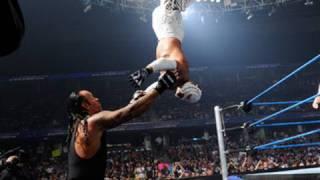 getlinkyoutube.com-SmackDown: The Undertaker vs. Rey Mysterio - World