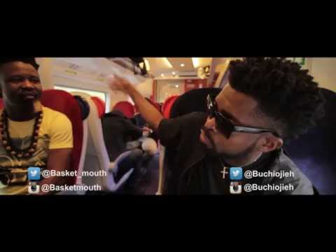 Basketmouth and Buchi Fall Out (Skit) @basket_mouth