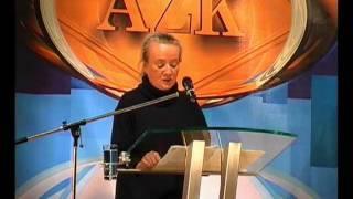 getlinkyoutube.com-2. AZK - Inge M. Thürkauf - Von der biologischen Revolution zur Gefahr des Genderismus