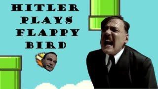 getlinkyoutube.com-Hitler Plays Flappy Bird