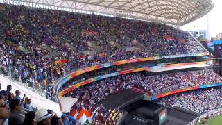 getlinkyoutube.com-40000 Indian Cricket Fans Singing The National Anthem Ind VS Pak Wc 2015