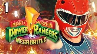 getlinkyoutube.com-THE RANGERS ARE HERE!! | Power Rangers: Mega Battle Walkthrough #1