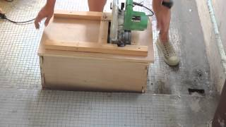 My mini table saw