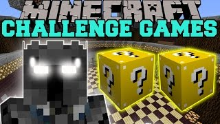 getlinkyoutube.com-Minecraft: POPULARMMOS CHALLENGE GAMES - Lucky Block Mod - Modded Mini-Game