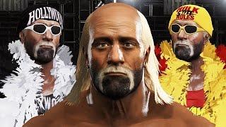 getlinkyoutube.com-WWE 2K17: THE IMMORTAL HULK HOGAN! (Xbox One Showcase)