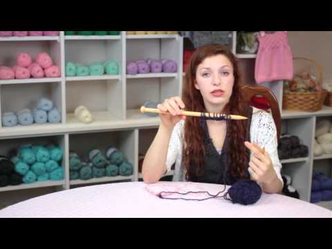 What Is the Next Step in Knitting After Casting? : Knitting Techniques