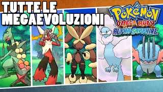 getlinkyoutube.com-Tutte le Megaevoluzioni di Pokemon Rubino Omega e Zaffiro Alpha