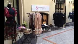 SwapAmok Shop - Byt dit tøj til nyt på Strøget i København