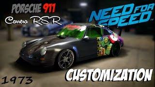 getlinkyoutube.com-Need for speed 2015 - Porsche 911 Carrera RSR 2.8 (1973) Customization
