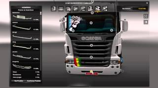 getlinkyoutube.com-MOD DA Scania TOP com Ronco para o Euro Truck Simulator 2