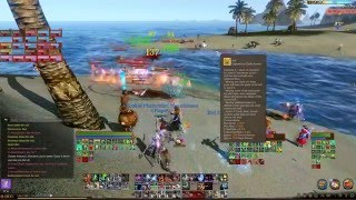 getlinkyoutube.com-Archeage Kyrios OP Geared Mage with 8k GS Legendary Cloth Buff + Mythic Weapon & Offhand.