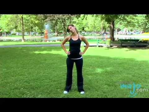 Stretching Exercises Before Running