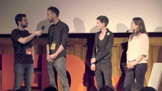 Food Concept | SKFM, Rita bringt's & Gaumenfreundinnen | TEDxViennaSalon CITYx 2015