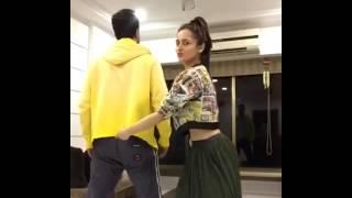 getlinkyoutube.com-رقص عامر علي و سانجيدا بطله مسلسل لهيب الحقد  (دورغا)😍😚😘😙