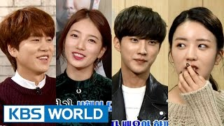 getlinkyoutube.com-Entertainment Weekly | 연예가중계 - Bae Suzy, Kyuhyun, Son Hyunjoo (2015.11.13)