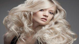 getlinkyoutube.com-How to Dye Dark Brown Hair Platinum Blonde